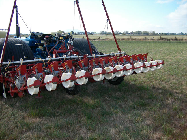 Gaspardo Precision Air Planter